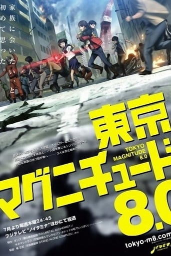 Poster of Tokyo Magnitude 8.0: The Movie