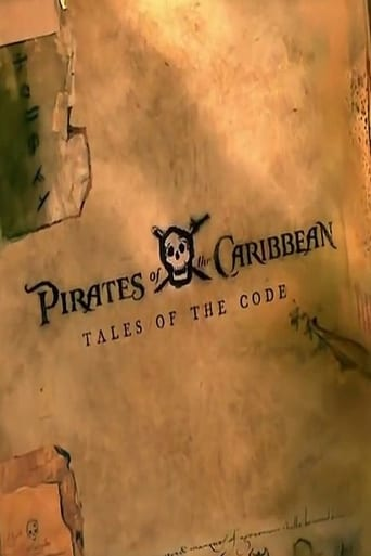 Poster of Pirates of the Caribbean: Tales of the Code: Wedlocked