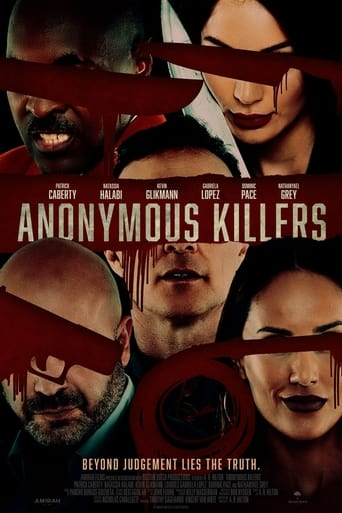 Poster of Anonymous Killers