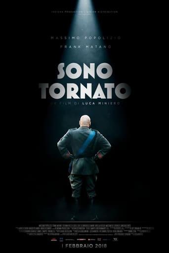 Poster of Sono tornato