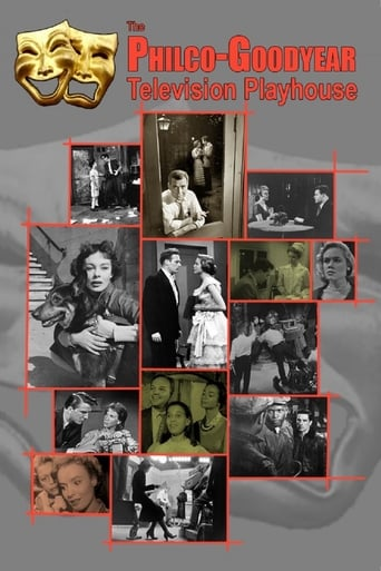 Poster of Goodyear Television Playhouse