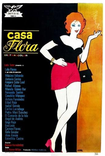 Poster of Casa Flora