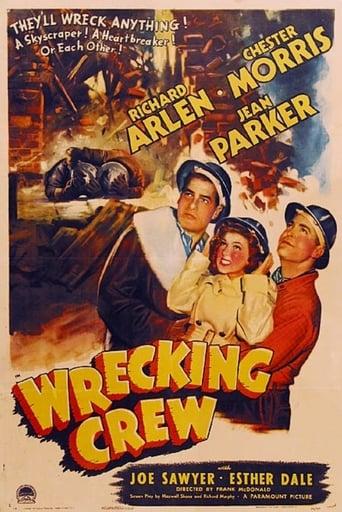 Poster of Wrecking Crew