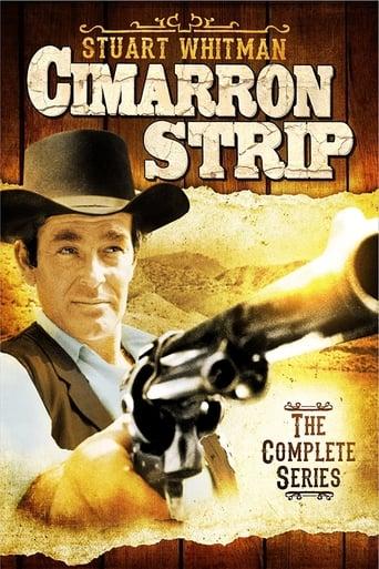 Poster of Cimarron Strip