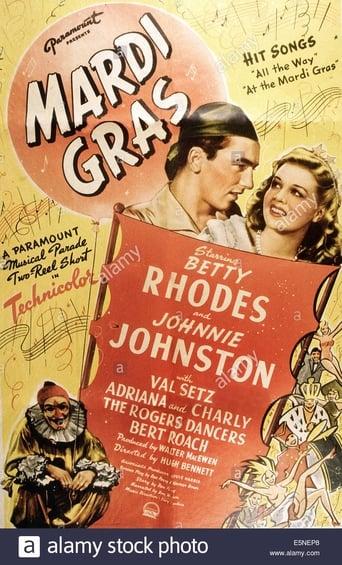 Poster of Mardi Gras