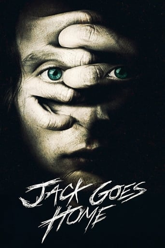 Poster of Jack Goes Home