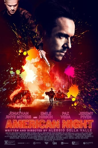 Poster of American Night