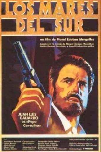 Poster of Los mares del sur