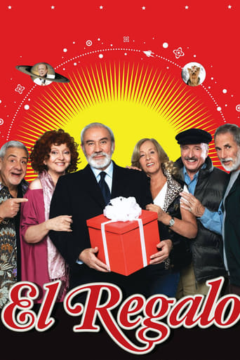 Poster of El regalo