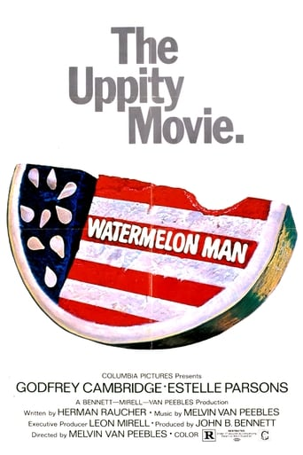 Poster of Watermelon Man