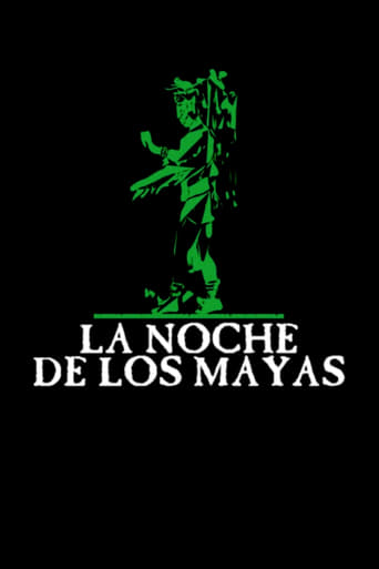 Poster of The Night of the Mayans