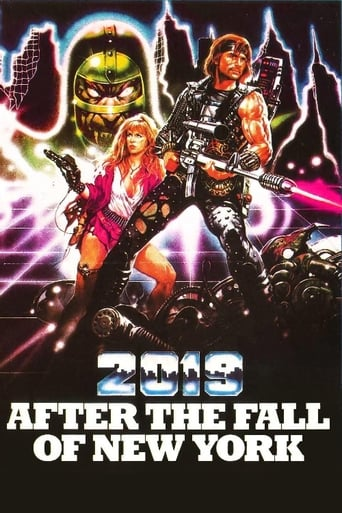 Poster of 2019: After the Fall of New York