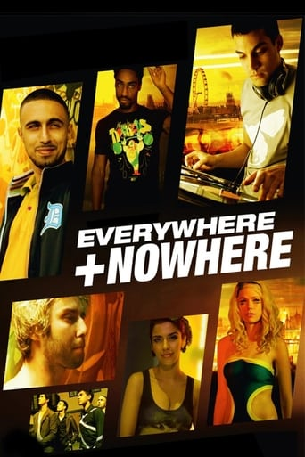 Poster of Everywhere And Nowhere