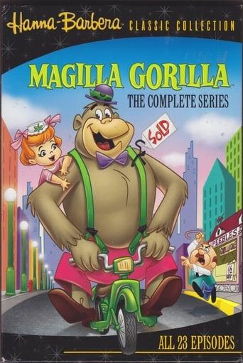 Poster of The Magilla Gorilla Show