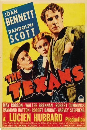 Poster of The Texans