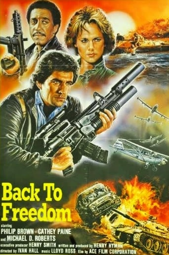 Poster of Back to Freedom