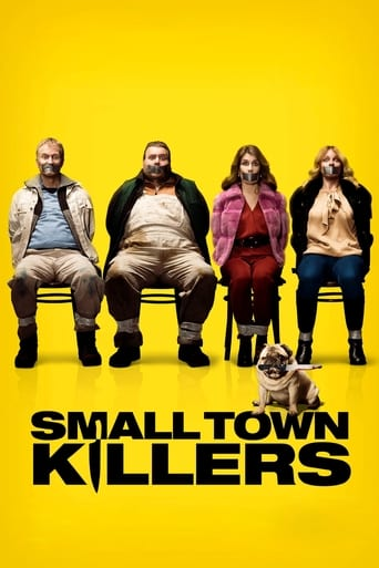 Filmplakat von Small Town Killers