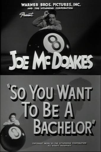 Poster of So You Want to Be a Bachelor