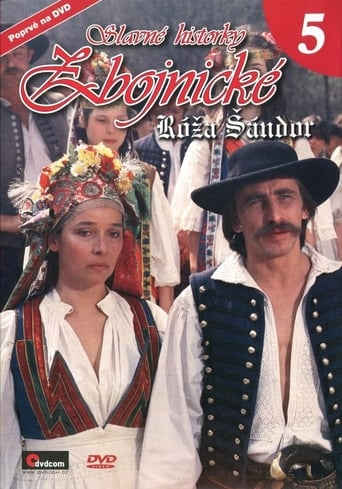 Poster of Slavné historky zbojnické