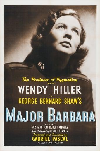 Poster of Major Barbara