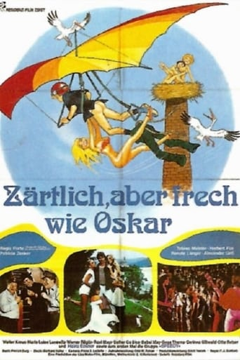 Poster of Zärtlich, aber frech wie Oskar