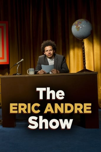 Poster of The Eric Andre Show