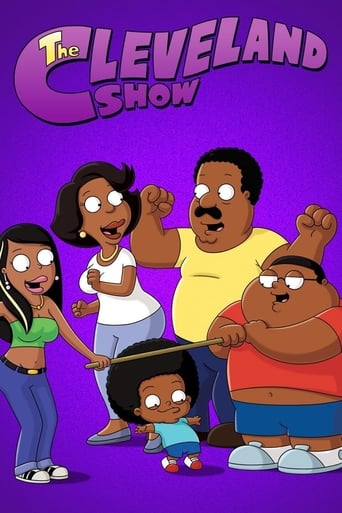 Poster of The Cleveland Show