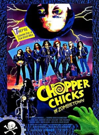 Poster of Chopper Chicks in Zombie Town