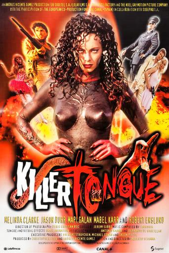 Poster of Killer Tongue