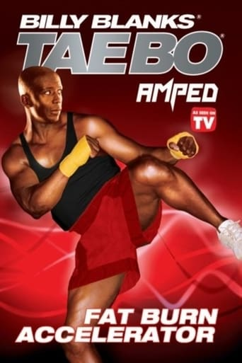 Poster of Billy Blanks Tae Bo: Amped Fat Burn Accelerator