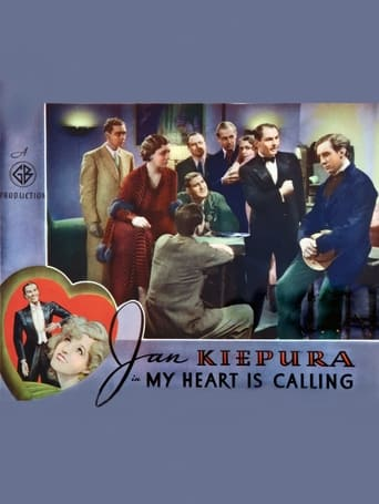 Poster of My Heart Is Calling