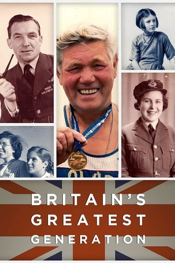 Poster of Britain's Greatest Generation