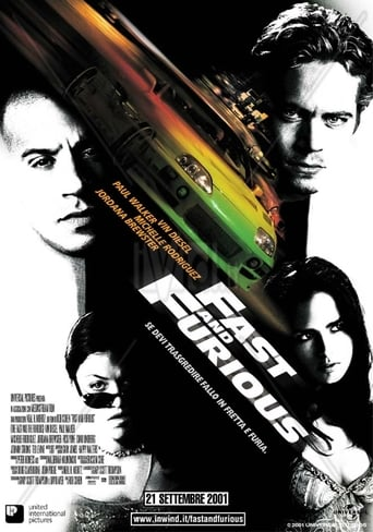 Poster of Fast and Furious