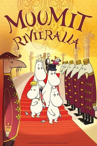 Poster of Muumit Rivieralla