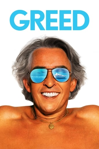 Poster of Greed