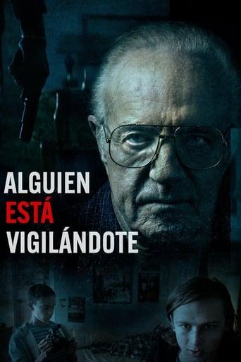 Poster of Alguien está vigilándote