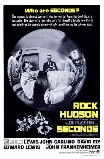 Poster of Seconds