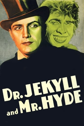 Poster of Dr. Jekyll and Mr. Hyde