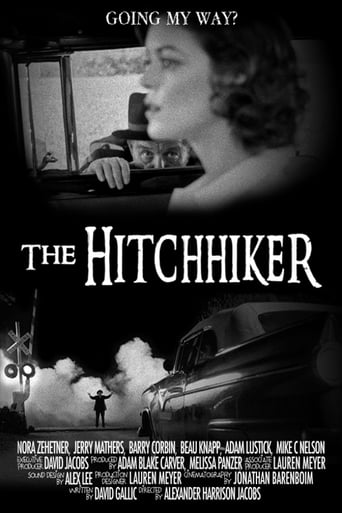 Poster of The Hitchhiker