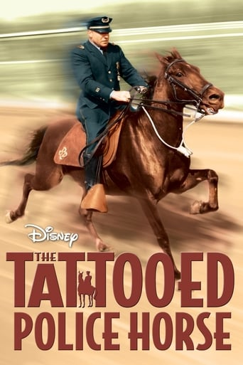 Poster of The Tattooed Police Horse