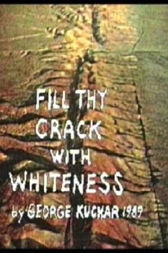 Poster of Fill Thy Crack with Whiteness