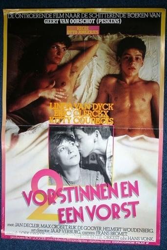 Twee vorstinnen en een vorst Poster