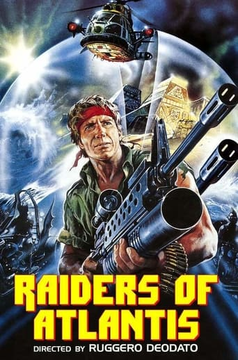 Poster of The Raiders of Atlantis