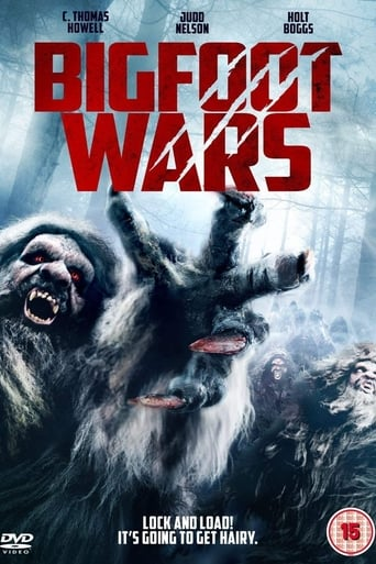 Poster of Bigfoot Wars