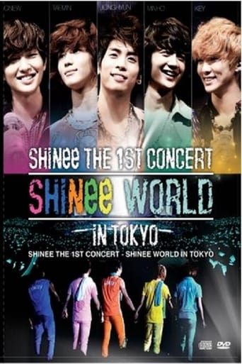SHINee : The 1st Concert in Tokyo