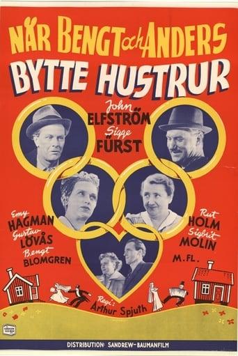 Poster of När Bengt och Anders bytte hustrur