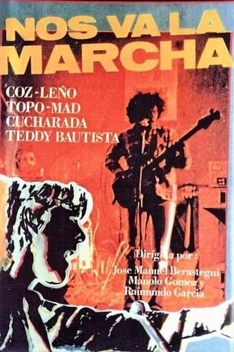 Poster of Nos va la marcha