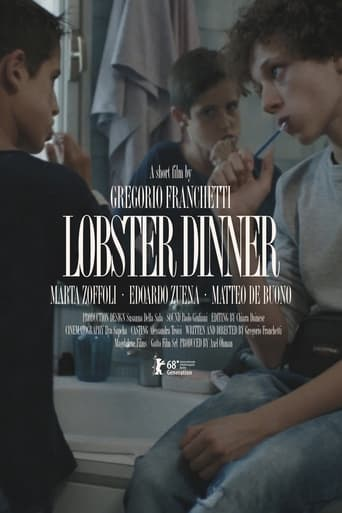 Poster of Lobster Dinner