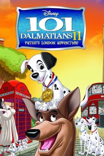 Poster of 101 Dalmatians II: Patch's London Adventure