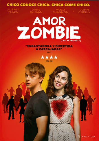 Poster of Amor zombie